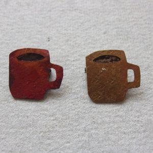 コーヒーカップ 中のコーヒーを表現するに5年かかったもの