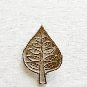 葉っぱというより葉っぱのある木のイメージです