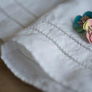 arco-irisさんデザイン、レザーで作るアクセサリー。