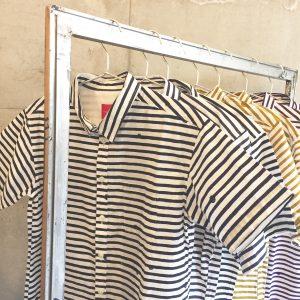 ミズタマプリントシャツ