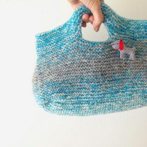 Fynが提案するオリジナルキットのバッグです!