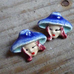 made in Hungary ceramic c1920