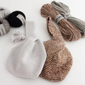 かぎ針編みバッグキット