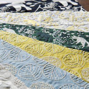 刺繍ハギレセット