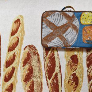 PC case&Baguette textile