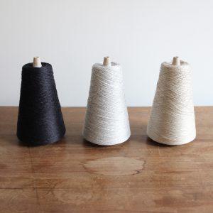 リネン糸(糸の状態)