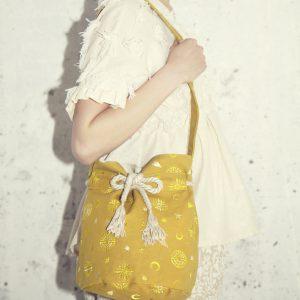 yozora巾着bag