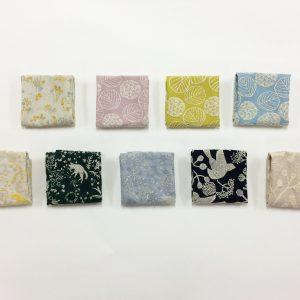 定番アイテムの刺繍のハンカチ