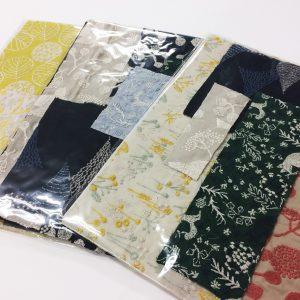 お得な刺繍のハギレセット 小さな小物づくりにお勧めです。 (1)