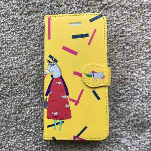 8 iphone case yellow