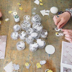 作り方は、とても簡単なので、手芸の初心者の方におすすめの内容です。
