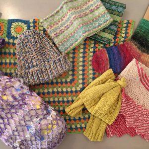 今から編んで夏まで使えるキットも追加予定!