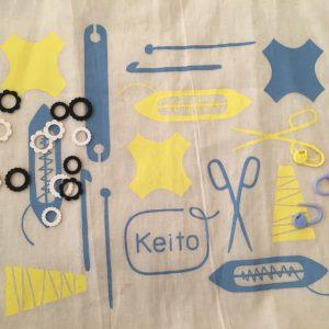 Keitoオリジナルグッズもたっくさんありますよ。