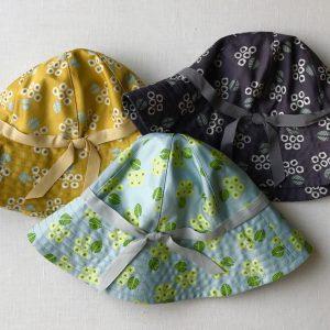 Girls hat (ミモザ)