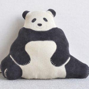 動物クッション(パンダ)