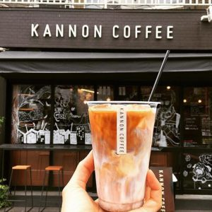 KANNON COFFEE大須店