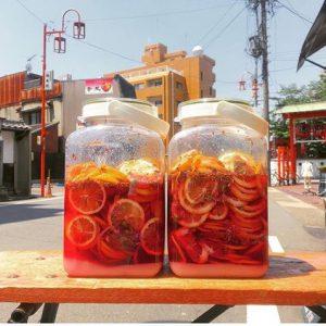 国産レモンとラベンダーのシロップ