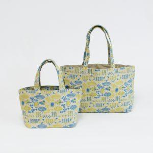 128号帆布を使ったしっかりとした使い心地のバッグです
